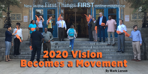 2020 Vision Becomes a Movement