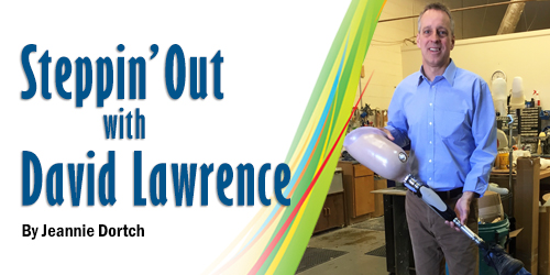 Steppin' Out with David Lawrence