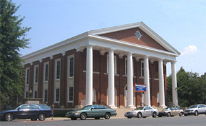University Baptist Church, Charlottesville, VA