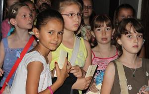 Slovakia mission girls
