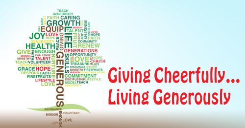 Generosity tree