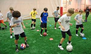U-Turn soccer