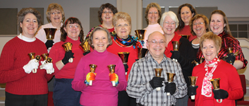 FirstRingers bell choir