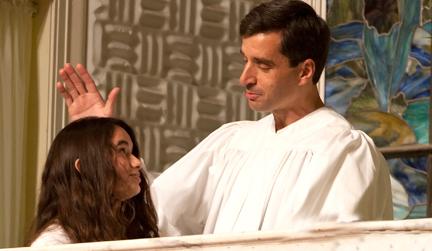 Advent baptism