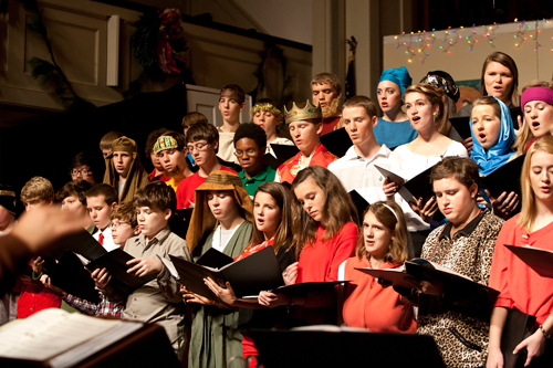 65th annual youth Christmas pageant
