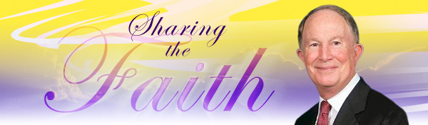 Sharing the Faith - Tom Chewning