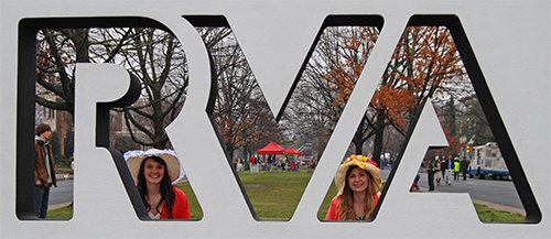 Monument Avenue Easter on Parade