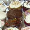 Sharing the good news and sweet treats