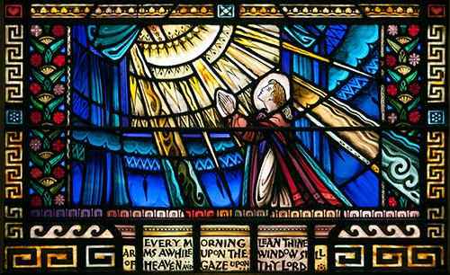 Windowsill of Heaven