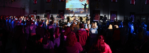 DNow worship