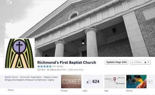 FBC Facebook page