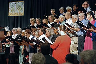 summer worship