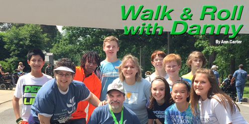 Walk & Roll with Danny