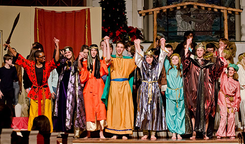 Christmas Pageant