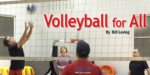 Volleyball for All