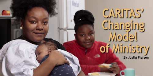 CARITAS' Changing Model of Ministry