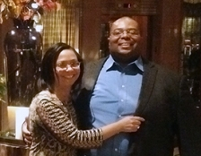 Yvette & Patrick Jackson