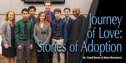 Journey of Love: Stories of Adoption