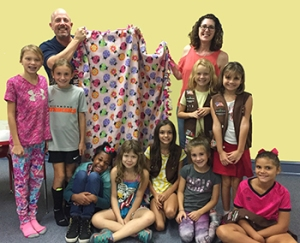 Get to know Girl Scout Troop 413!